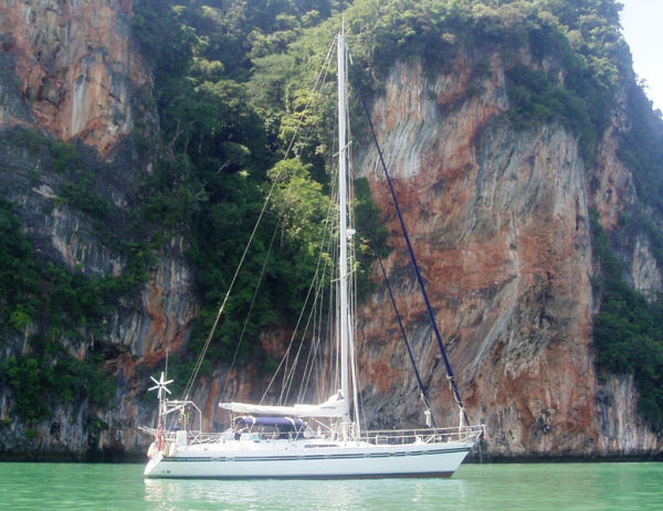 Tayana 55 Sail Boat Photo 1