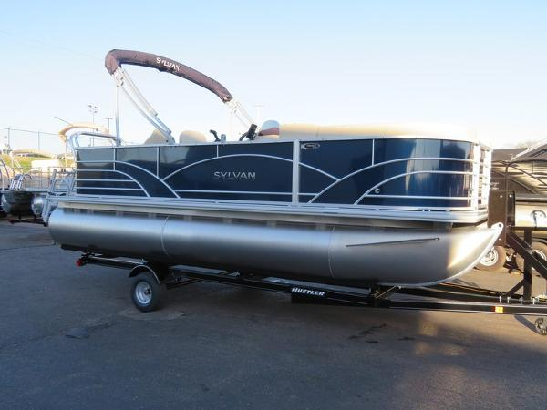 Sylvan 8520 Cruise-n-Fish LE
