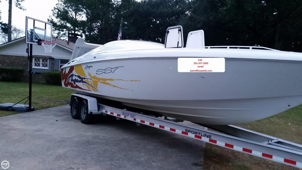 Baja 29 SST OUTLAW 2002 Baja 29 for sale in Mobile, AL