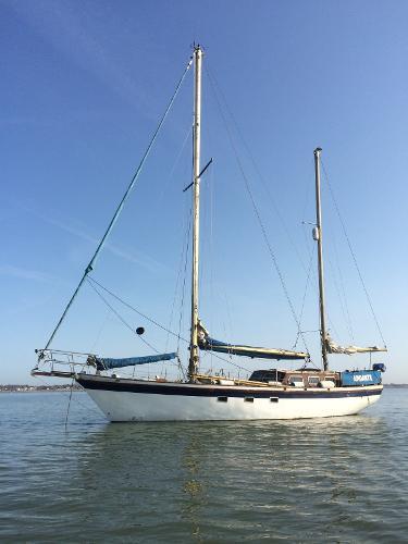 Endurance 40 Endurance 40 Cruising Yacht