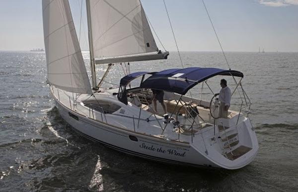 Jeanneau Sun Odyssey DS 50