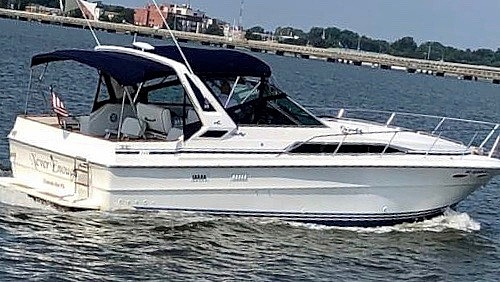 Sea Ray 340 Sundancer 1989 Sea Ray 340 Sundancer for sale in Baltimore, MD