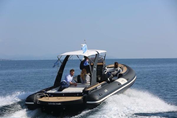 Wimbi Boats W9ILR