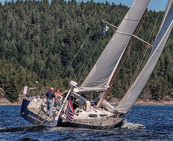 Baltic 50 Strathisla