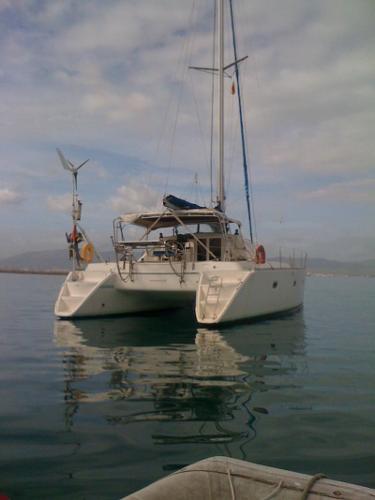 Jeanneau Lagoon 37