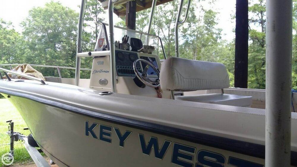Key West sportsman 186 2004 Key West Sportsman 186 for sale in Perkinston, MS