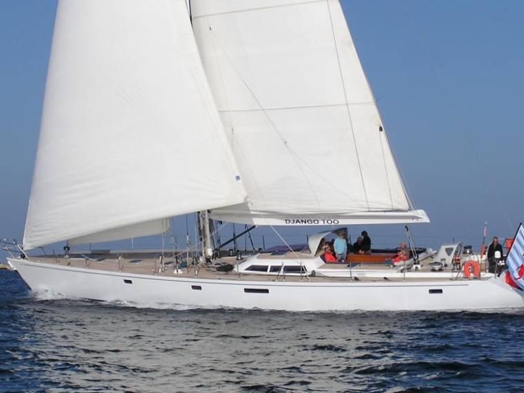 Trehard Trehard 80' sloop Unforgettable sailing experience