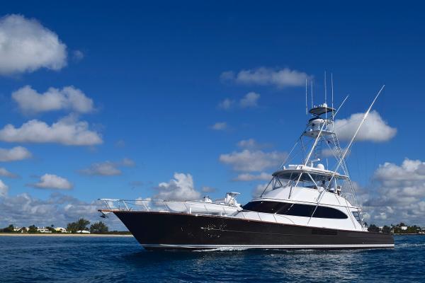 Merritt Boat Works 72' Custom CARYALI
