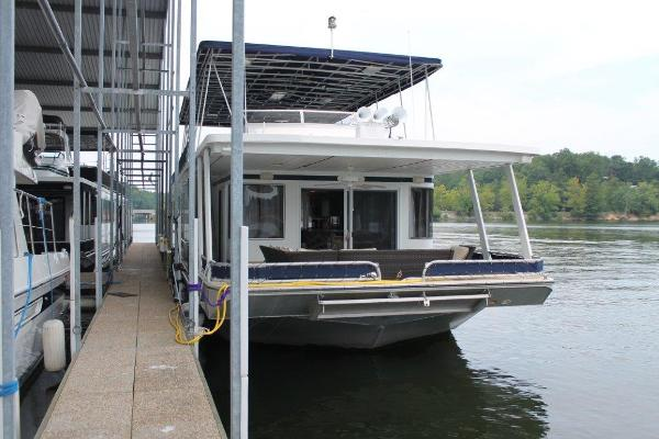 Stardust House Boat 84x17