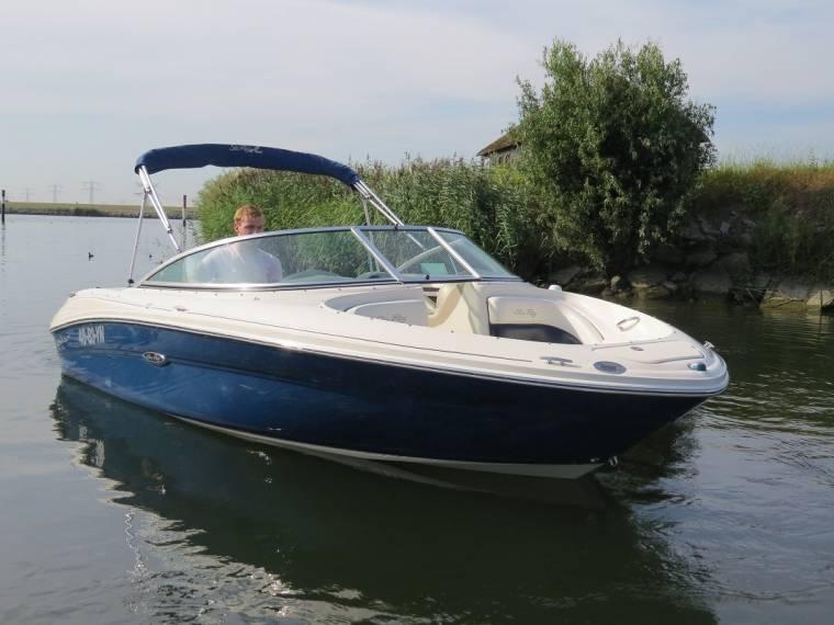 Sea Ray Sea ray 200 Bowrider Mercruiser 5.0 V8 MPI