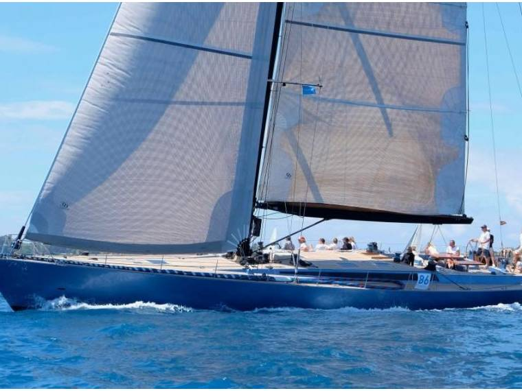 Sangermani Wally Yacht 83' The first ever Wally Yacht