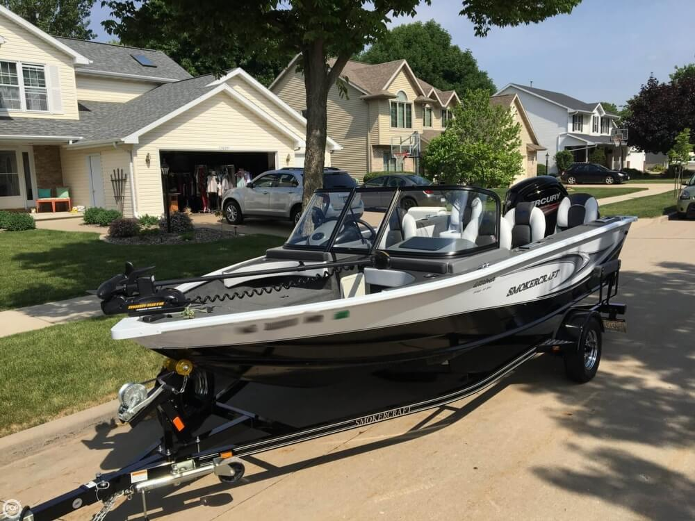 Smoker Craft 172 Ultima 2016 Smoker Craft 172 Ultima for sale in Appleton, WI