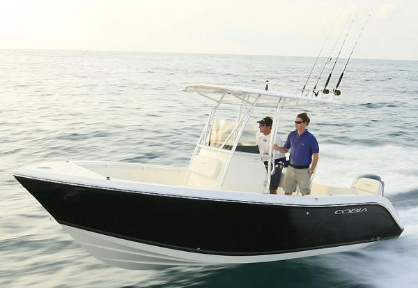 Cobia Boats 217 Center Console Manufacturer Provided Image