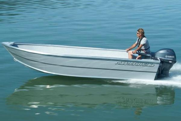 Alumaweld Sport Skiff 20 Manufacturer Provided Image: Manufacturer Provided Image