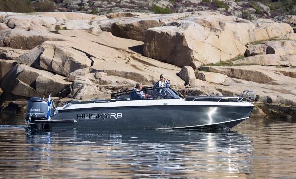 Finnmaster husky R8