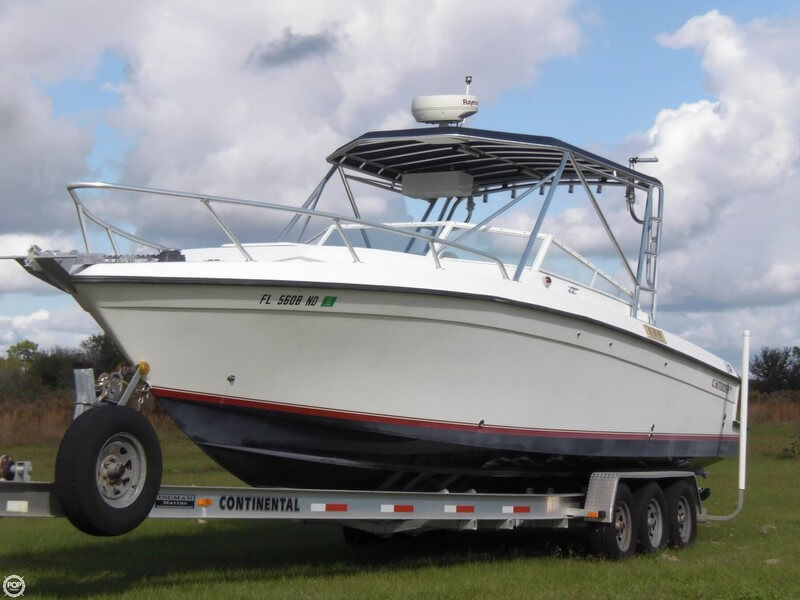 Contender 35 Side Console 2006 Contender 35 Side Console for sale in Punta Gorda, FL