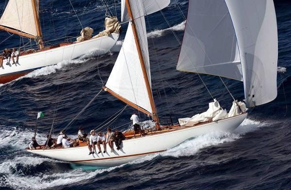 Tore Holm Bermudian Cutter Havsörnen