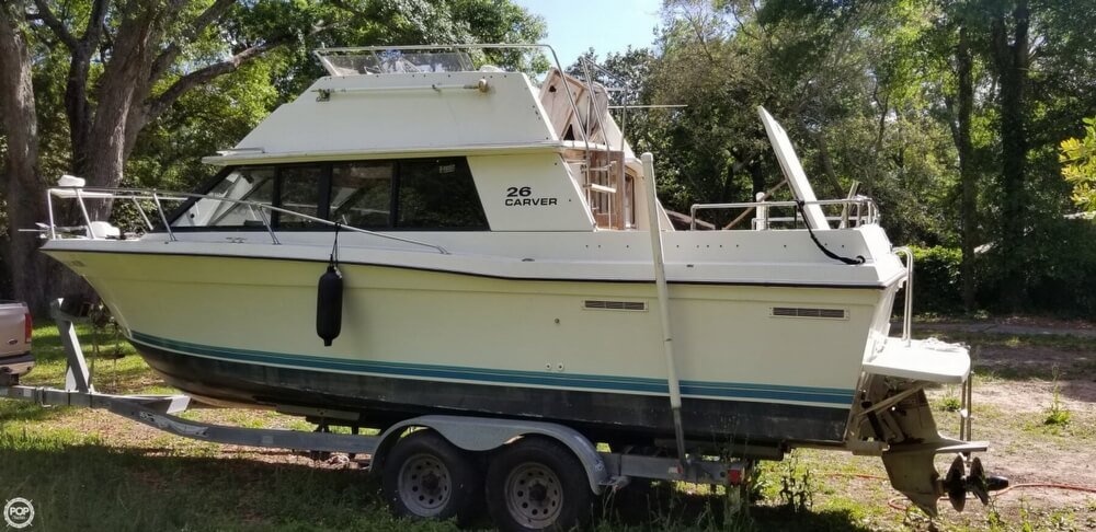 Carver 26 Santa Cruz 1983 Carver 26 Santa Cruz for sale in Pensacola, FL