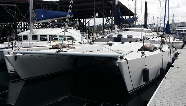 Crowther Spindrift 40 Crowther 40 Spindrift