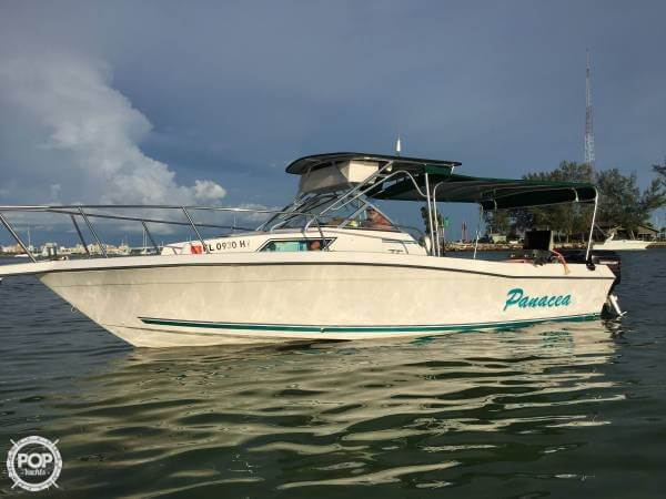 Aquasport 250 Explorer 1994 Aquasport 250 Explorer for sale in Sarasota, FL