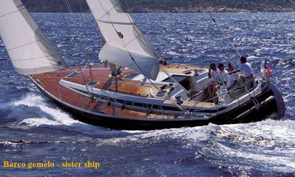 Cantieri Del Pardo GRAND SOLEIL 46.3 Grand Soleil 46.3 sailing