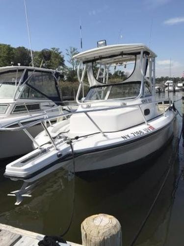 Angler Boats 220wa