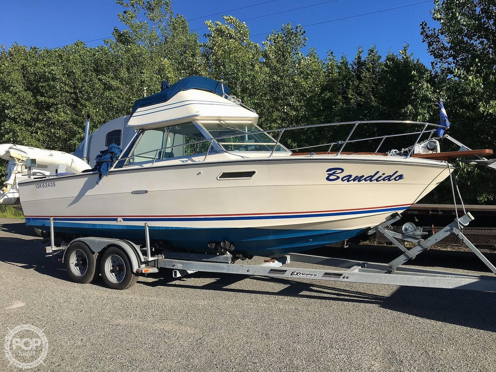 Sea Ray 240 Srv 1974 Sea Ray 26 for sale in Powell River, BC