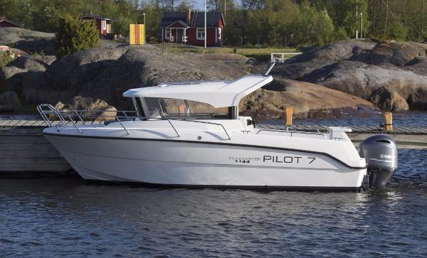 Finnmaster PILOT 7 CABIN