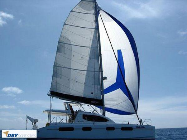 Leopard 46 2008 Leopard 46 Owner 3 cabin version Catamaran