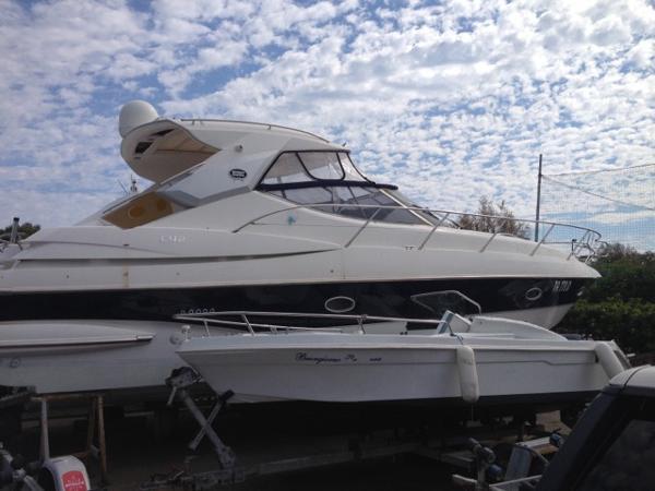 Sessa Marine C42 HT Sessa Marine C42 HT - YEAR 2007 - Blu Yachts