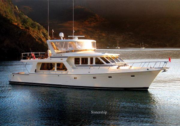 Offshore Pilothouse Sistership Profile