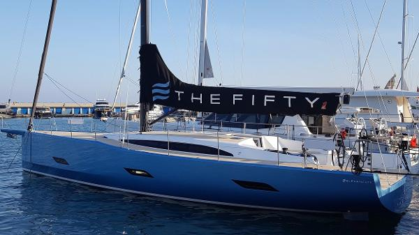 Eleva The Fifty Eleva Yachts THE FIFTY