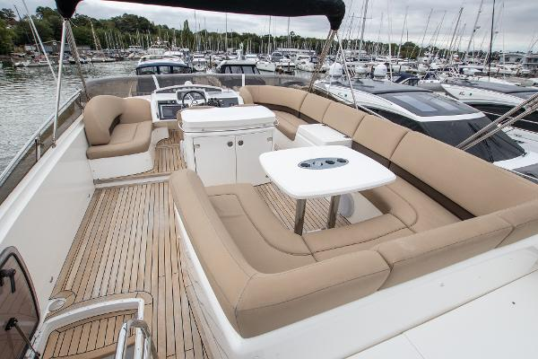Princess 58 - Flybridge