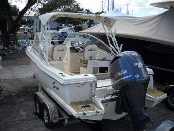 Scout Boats 245 Dorado Scout 245 Dorado Yamaha