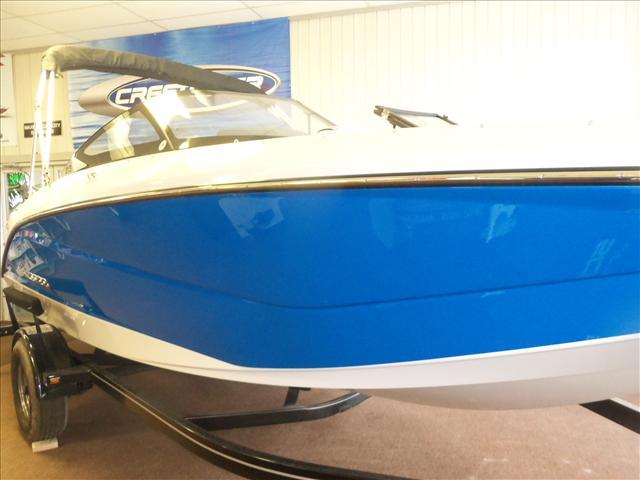 Scarab Jet Boat 215