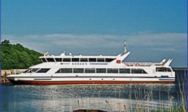 Yachtworld.L.t.d Turkey Resturant Boat