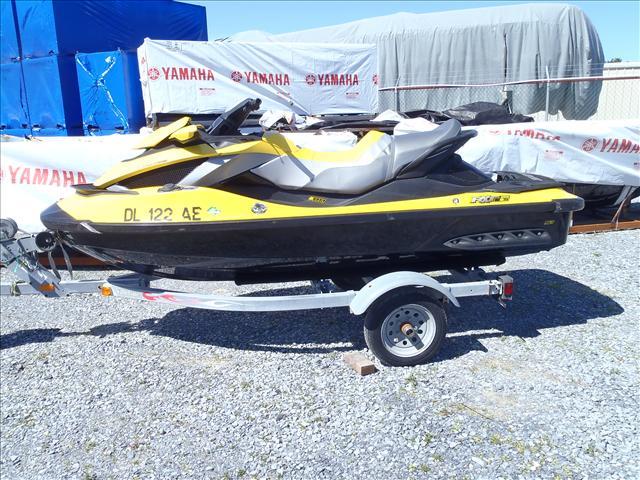 Sea-Doo RXT-iS 255