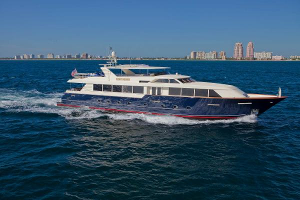 Broward Raised Pilothouse MY TRUE NORTH