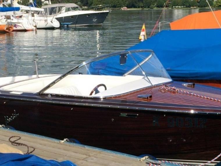 Boesch Boesch 620 ELECTRIC POWER Motorboot