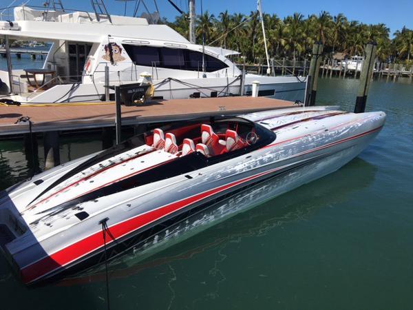 Mystic Catboat C4400s