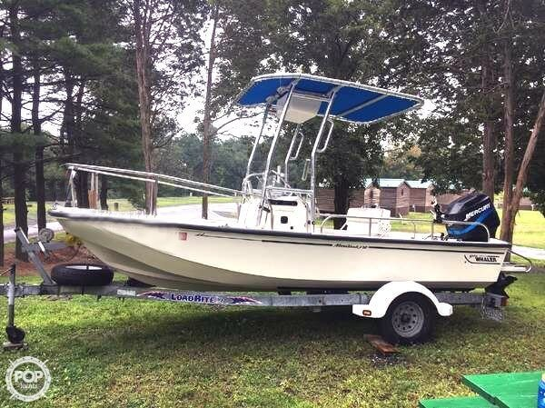 Boston Whaler 170 Montauk 2002 Boston Whaler 170 Montauk for sale in Florida, NY