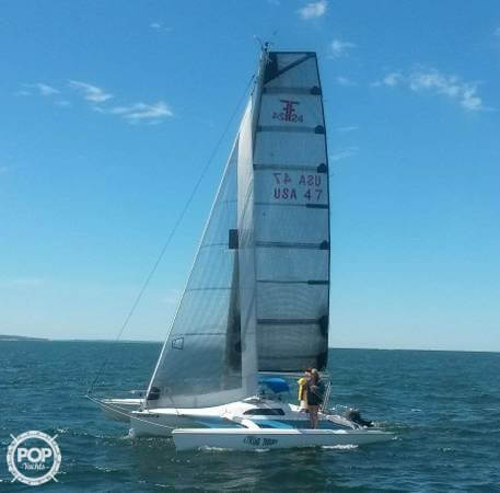 Corsair Marine F24 MKI 1993 Corsair Custom F24 MKI for sale in Pocasset, MA