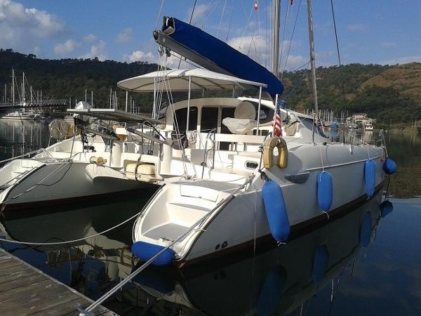 Fountaine Pajot LAVEZZI 40 Main photo