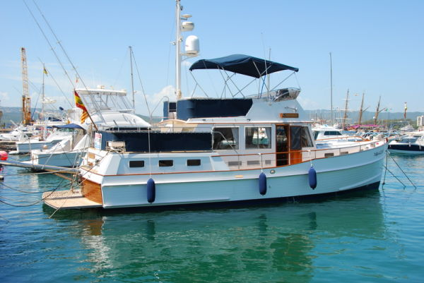 Grand Banks 42 Motoryacht Photo 1