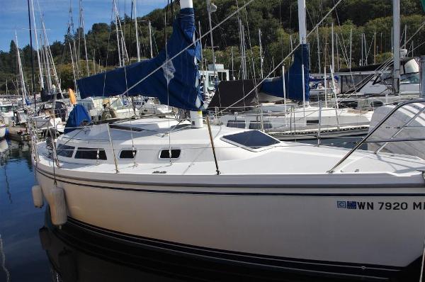 Catalina 30 MkII Galit
