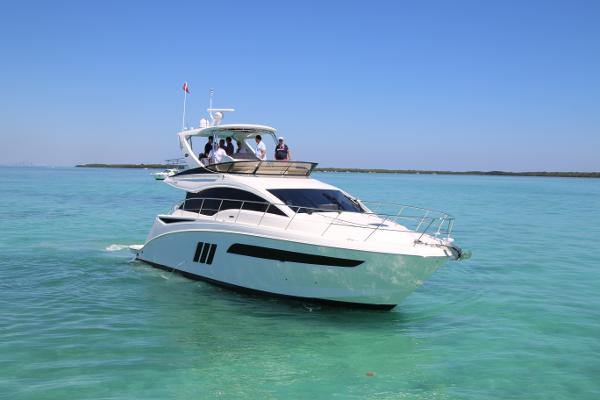 Sea Ray 51 FLYBRIDGE
