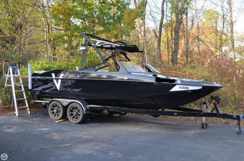 Malibu Axis A22 Vandall Edition 2011 Malibu Axis A22 Vandall Edition for sale in Amherst, NH