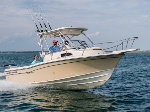 Grady-White Seafarer 228