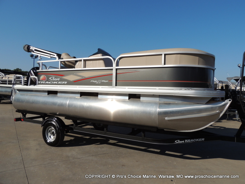 Sun Tracker Party Barge 18 Dlx Boats For Sale Boats Com