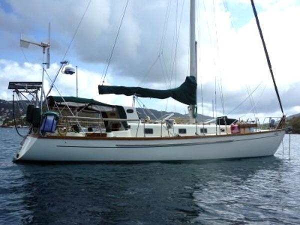 Soverel 41 Cutter Sanctuary